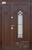 Двери входные полуторные в частный дом ТМ Абвер модель Artemida код: код: 79 (K7)