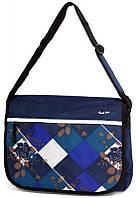 Молодежная обворожительная сумка Daniel Ray полиэстер 43,566619 синяя