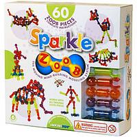 Конструктор для детей Zoob Sparkle 60 деталей 11060
