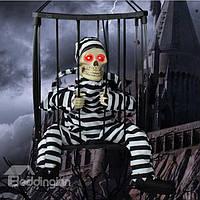 "Игрушка интерактивная  ""Скелет JAIL BONES"". Хэллоуинн стиль. Аналога на Украине нет!"
