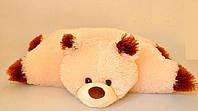 Плюшевая подушка-игрушка мишка 50 см.