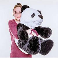 Плюшевая игрушка мишка - панда, размер - 120 см. Популярная игрушка. Красивая, милая игрушка. Код: КЕ448-4