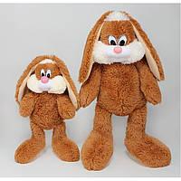 Мягкая игрушка зайчик Несквик, размер - 50 см. Популярная игрушка. Красивая, милая, чудо-игрушка. Код: КЕ450