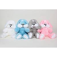 Мягкая игрушка зайчик Снежек, размер - 100 см. Популярная игрушка. Красивая, милая, чудо-игрушка. Код: КЕ451-1