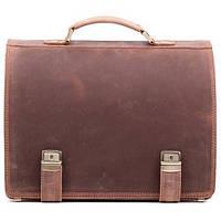 Кожаный портфель ручной работы Manufatto Crazy Horse