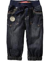 Детские джинсы на резинке Old Navy