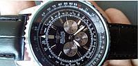 Часы наручные мужские Breitling Navitimer (Черный)