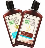 Комплексный уход «Шампунь + Кондиционер» для нормальных и сухих волос  Bio SPA, 2 предмета