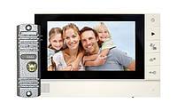 Цветной видео-домофон People Brand JS-725R0