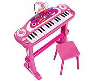 Синтезатор на ножках игрушка Simba 6830690