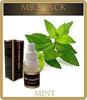 Жидкость для электронных сигарет Mr.Black Мята 0 мг/мл (Zero) - 60 мл
