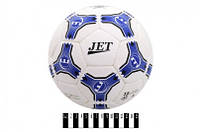 """Мяч футбольный. """"JET"""" PU 3 слоя"""