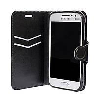 Чехол книжка Umax для мобильного телефона Samsung Galaxy Core Prime G360/361 черный