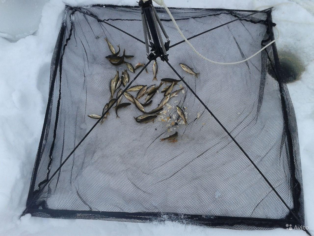 рыболовная сеть для паука своими руками