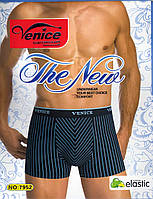 Трусы мужские боксеры Venice хлопок 7952 ТМБ-273, фото 1