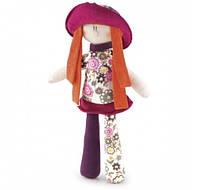 Мягкая игрушка Кукла в красном Trudi 33 см