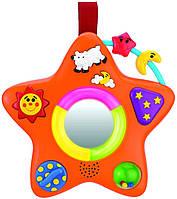 Музыкальная игрушка подвеска Звезда 0707 NL WinFun