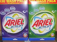 Стиральный порошок для цветного белья АРИЭЛЬ Ariel Actilift Color GIGA XXL pack 10.4кг (картонная коробка) 130