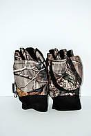 Перчатки-варежка Камуфляж