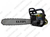 Бензопила Eltos БП-45-4.3 (2 шины, 2 цепи)
