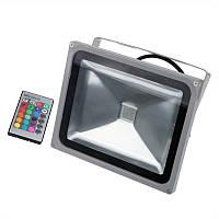 Светодиодный прожектор RGB 10W