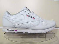 Кроссовки мужские Reebok Classic Leather (White)