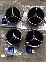 Колпачок колпачки в диски Mercedes S S-Class W221 2006-2013 новые оригинальные