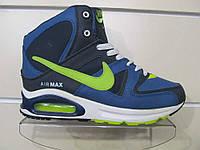 Кроссовки зимние, мужские Nike Air Max