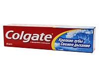 Зубная паста Colgate Крепкие Зубы Свежее Дыхание 50мл