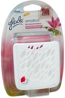 """Освежитель воздуха Glade Sensations освежитель воздуха для ванной """"Цветочное совершенство"""" 9г"""
