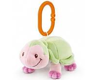 Мягкая игрушка Черепаха с пищалкой Trudi 14 см