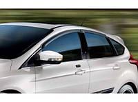 Ветровики дефлекторы новые оригинал передние задние Ford Focus 2012-2016