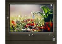 Картина с подсветкой 29х45 см Альпийский луг,Горный водопад,Весенний подснежник,Фрукты в корзине,Вид на Париж
