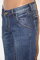 Модные,стильные, молодёжные, зауженные джинсы мужские ЛОНГЛИ, LONGLI