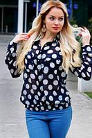 Блуза женская с принтами