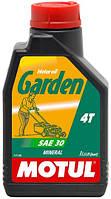 Масло для мототехники 30W Motul 4T Garden