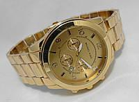 Мужские часы  Michael Kors - gold, золотистый циферблатом
