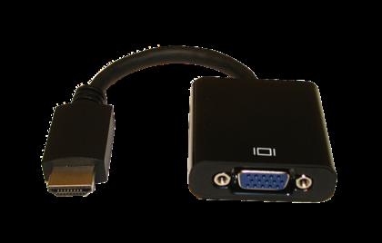 HDMI-VGA адаптер-переходник