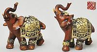 Декоративная статуэтка Слон 15,2см
