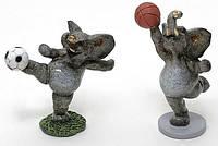 Декоративная статуэтка Слон 11см