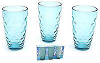 Набор стаканов 425мл (3шт)
