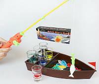 """Игра настольная """"Рыбалка питейная"""" (в наборе 6стопок)"""