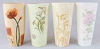 Набор керамических ваз (3шт) в асс 4