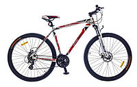 Велосипед алюминиевый ''29 OPTIMABIKES BIGFOOT АМ DD 24 sp  21'' 2015