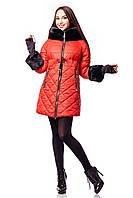 Куртка женская зимняя Украина - 914 (и/м)