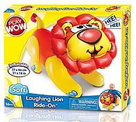 """Большая игрушка """"Смеющийся лев"""" Play Wow"""