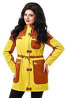 Осенне-весенние куртки женские В - 870