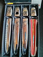 Накладки на ручки на Мицубиси Ланцер-10 с 07> (нерж.) OMSALINE