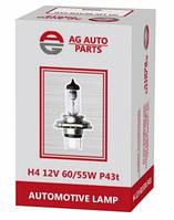 Лампа AG H4 24V 100/90W P43T 40012