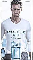 Мужская туалетная вода Calvin Klein Encounter Fresh, купить, цена, отзывы